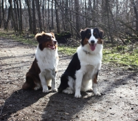 Debby und Luna